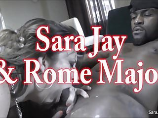 Sara jay ass mastepiece Interracial slut sara jay gets throat fucked by bbc