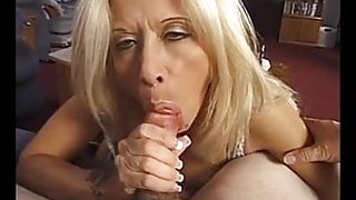 Hot milf and her younger lover 995