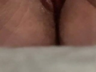 Wife using a huge black vibrator - Wife using vibrator while i was working pt2