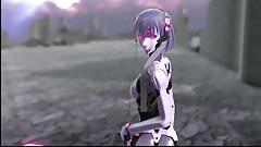 Warrior SexBot