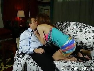Femme super sexy - Super sexy skinny old spunker is a very hot fuck