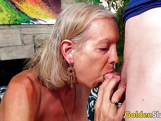 Super tit lovers - Gilf super sexy pleasures a younger lover