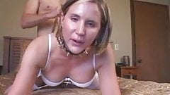 Submissive Wife will fuck as ordered p5
