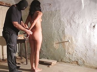 Extreme pussy electric Tortured with electricity - pussy torture
