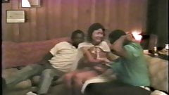 Mrs. Kokel and two blacks