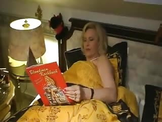 Women reading erotic stories Granny reading a bedtime story