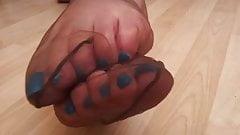 nylon footplay 1