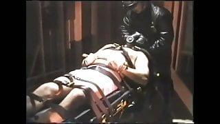 Victim under control by cop part