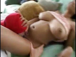 Ebony gts fucked hard Busty ebony fucked hard by young blonde man