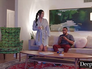 Katrina kaif sex tape - Deeper. katrina jade gets into the game just for him