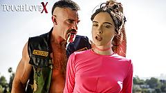 TOUGHLOVEX Naughty strip  (www.indoporn.xyz) fun with Lily Glee