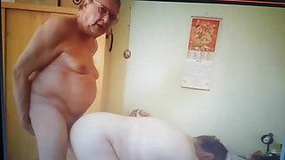 Hot grandpa from Belgium 8