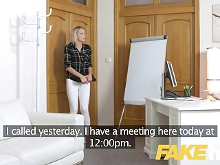 Female arousal and vaginal wetness - Female agent hot casting couch wet lesbian orgasms
