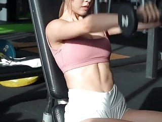 Nude femail weightlifters - Weightlifting