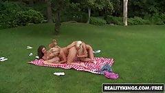 RealityKings - мы живем вместе - Adriana Sephora, Malena Mor