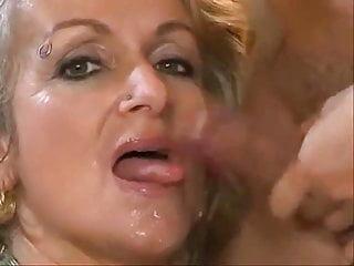 Karola huge bbw - Mature karola that look sloppy blow job