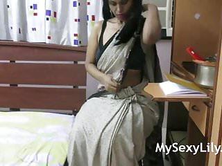Tamil mallu dasi sexy girls - Indian girl lily sexy mallu bhabhi role play