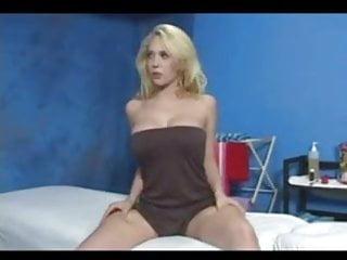 Big boob rub down - Z44b 2031 youngling likes a rub down