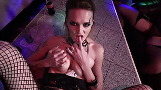 HORRORPORN - The Beauty With Double Pussy