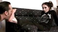 Foot Mistress Worship