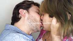 Sean and Lily Kissing Video 3