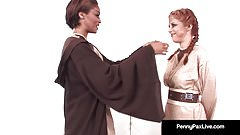 Star Princess, Penny Pax & Skin Diamond Use The FORZE & CUM!