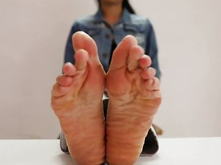 Foot jack off Soles to jack off to