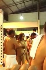 Thai politician scandal at Bangkok fitness