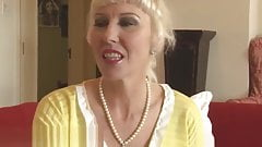 Highheeled stepmom anally fucked in realsex