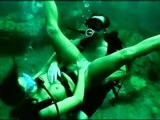 Reef bikini videos Scuba sex on the reef - part 2