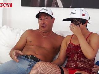 Tight anal sex pussy - Letsdoeit - horny italian mature gets hard anal sex