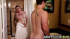 Muscular Markie Moore breeding with sexy Clark Campbell