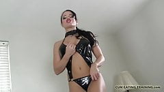 I love watching your stroke your big cock CEI