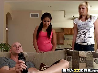 Your cock is so small - Brazzers - teens like it big - omg your cock is so big omg s