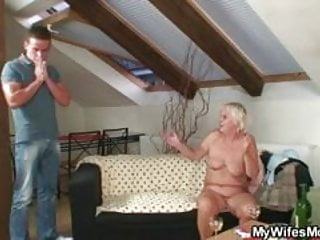 He naked mile He finds his gfs mother naked and fucks her