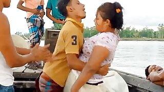 Hot dance in public