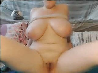 Chicks w dicks pussy Webcams 2014 - nerdy chick w huge tits rides dildo 2