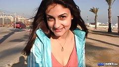 sandra milka nice boobs