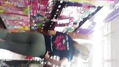 Teen Ass in Walmart 2