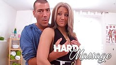 Hardcore Massage - Busty Hot Blonde Tricky Massage