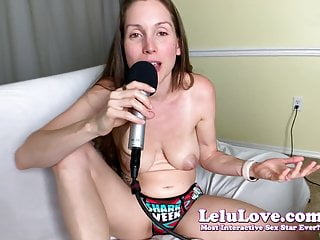Most cum inducing moment ever - Lelu love- podcast: ep172 my most embarrassing moments and n