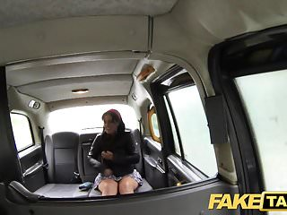 Anal rim - Fake taxi little bit of rimming and anal sex in the taxi