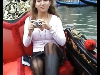 Gay hotels in venice Brunette tourist in venice italy