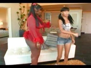 Teen and prengancy - Black teen and black milf