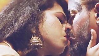 Indian crossdresser has hot sex in hotel room