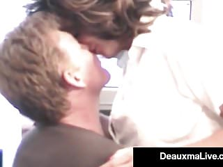 Free deauxma fucking hardcore Mature housewife deauxma takes hubbys cock in her asshole