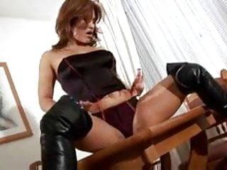 Sugar rush lesbian video clip Valentine rush lesbian scene with strap on dildo