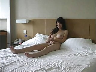 Shemales fuck themselves - Asian couple film themselves fucking