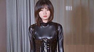 Fejira com Torture girl bondage display and placement