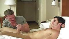 Troy Collins and Kieron Ryan (UM P1)